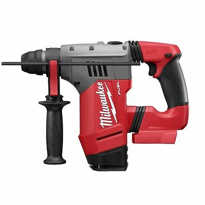 """M18 FUEL 1-1/8"""" SDS Plus Rotary Hammer (Tool Only) OB Milwaukee 2715-20"""