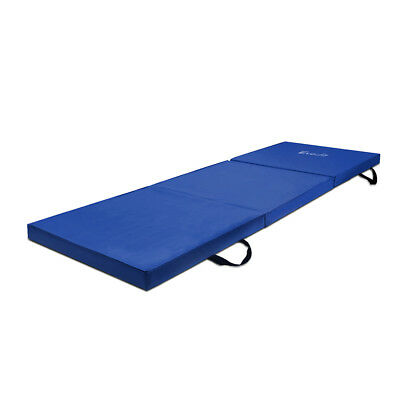 Everfit Trifold Home Exercise Gym Mat Fitness Pilates Yoga Gymnastics Folding