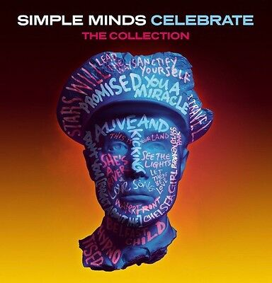 Simple Minds - Celebrate: The Collection BRAND NEW CD