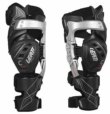 Leatt C-Frame Knee Braces   New All sizes in stock FREE HOODIE WITH PURCHASE!