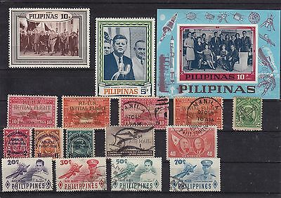 Philippines Airmails and Commemoratives