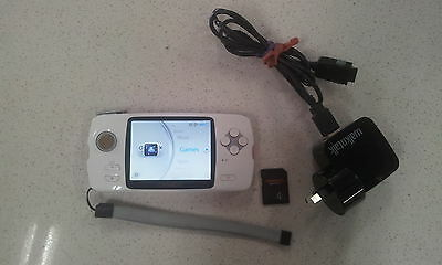 GPH CAANOO Game console + 4GB with Charger
