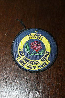 State Emergency Service NSW Collector Patch