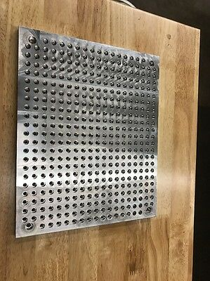 Grid Plate Fixture Plate