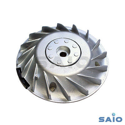 5 Port Engine Flywheel / Magnet Assembly For Vespa PX LML - Saio | High Quality