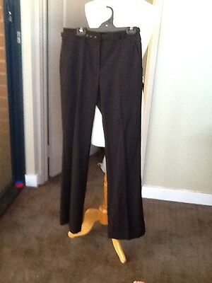 Lovely Cue Pants Size 8 Bnwt