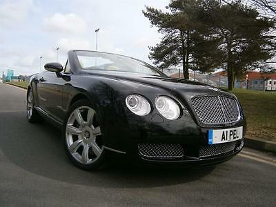 Bentley Continental GTC W12 2dr Auto