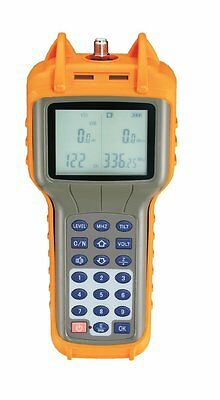CATV Tester Cable TV Handle Digital Signal Level Meter USA STD-CATV 46M-870M Hz
