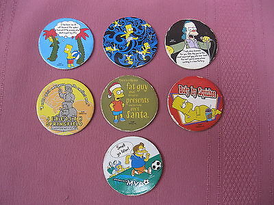 The Simpsons X  7  Tazo Pickers