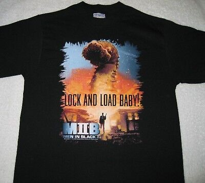 New MEN IN BLACK II T - Shirt - Youth LG or Youth XL