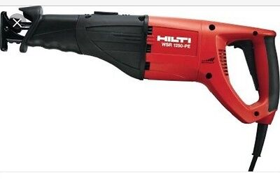 Hilti WSR1250-PE Reciprocating Saw 110v