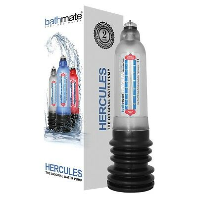 Bathmate Hercules Penis Pump Enlarger + Free shower strap