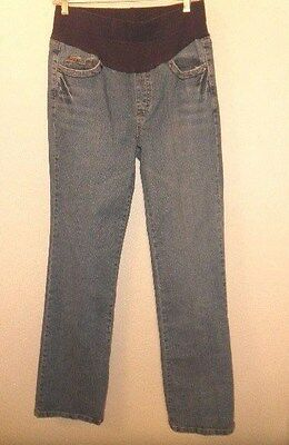 Women's OH BABY Maternity Jeans by Motherhood - Size Small - Lightly distressed