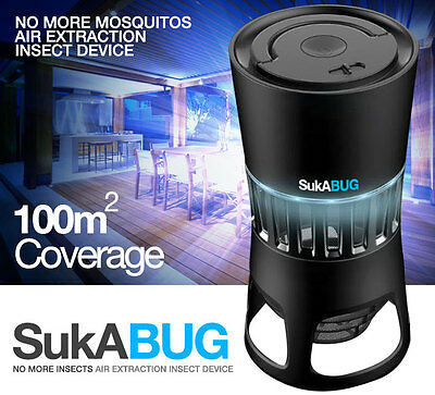 Modern Boutique, Insect Killer, Bug Zapper, Mosquito Fly Trap, Night Light Fan