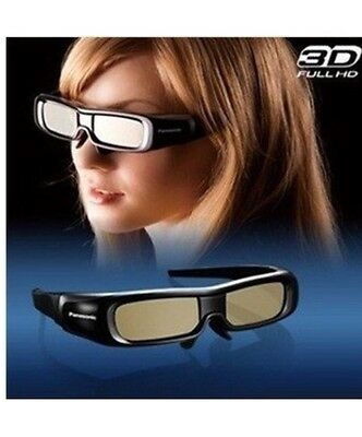 Panasonic 3D Glasses TY-EW3D2MA Full HD IR Active Shutter Panasonic PT-AT6000