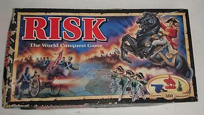 Risk - The World Conquest Game - 1993  Parker Brothers