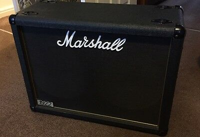 Marshall 1922 Extension Can 2x15 With Marshall Cover