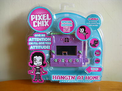 Pixel Chix Hangin at Home Interactive Electronic Game Special Edition
