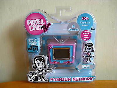 Pixel Chix TV Fashion Network Interactive Electronic Game