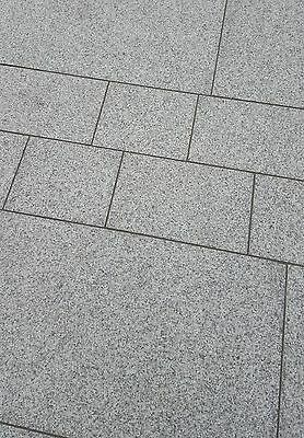 Natural Granite Paving Silver Grey Patio Pack - 18m2 Per Pack - Sawn Paving