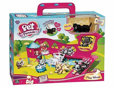 Pet Parade Playworld - Brand New and Sealed Fast & Free P&P