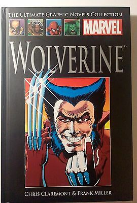 Wolverine the Ultimate Graphic Novel Collection. Marvel Comics.
