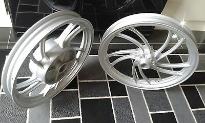 Yamaha Rd350Lc 4L0 Wheels Front & Rear