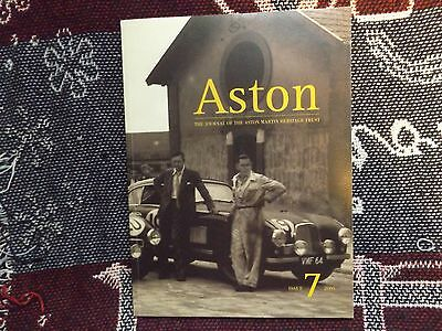 Aston Issue 7 2005 - Journal Of The Aston Martin Heritage Trust - 96 Pages