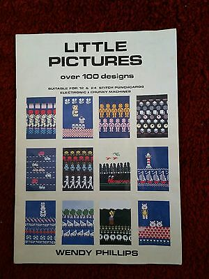 Little Pictures designs for machines. please see description and photos