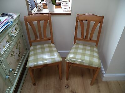 Pair of Kitchen/Dining Chairs