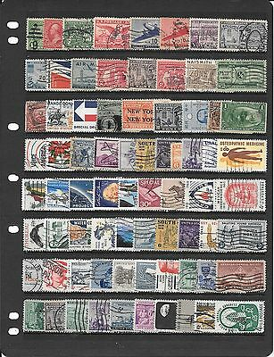 Usa Bonanza Collection Of Used  Stamps  Bb285
