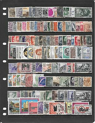 Italy  Collection Of Used Stamps Bb371