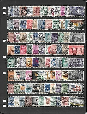 Usa Bonanza Collection Of Used  Stamps  Bb275