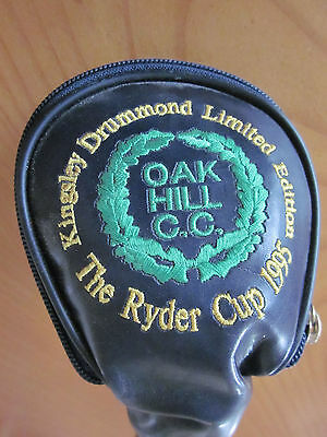 Ryder Cup  Driver  Commemorative  1995 Rare