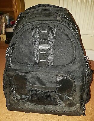 Targus Roller Rucksack and Laptop Bag