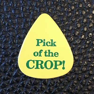 Steve Cropper - Booker T & The M.g.'s - Real Tour Guitar Pick