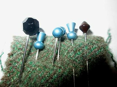 Vintage Collection of 6 Hatpins