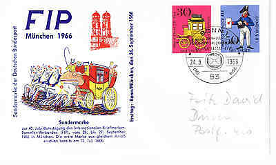 Fdc 1966
