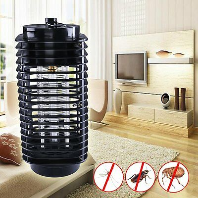 UV Light Mosquito Bug Zapper Fly Insects Moth Static Killer Catcher Trap Lamp AU