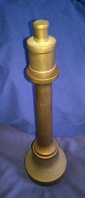 Solid Brass Bar Lighter Early 20Th Century.
