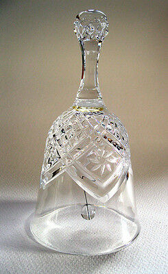 Crystal Glass Bell