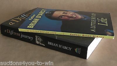 Religious Books by Father Brian D'Arcy A Different Journey, A Little Bit of Life
