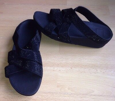 FITFLOP Ladies Sandals 6uk/39eur Brand New