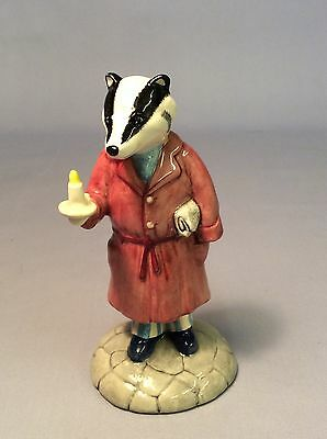 Beswick - Wind in the willows - Badger Limited edition 44 of 2000