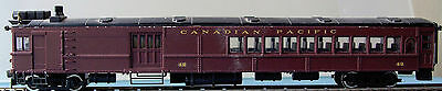 Canadian Pacific Gas Electric - Bachmann HO model repainted, DCC fitted
