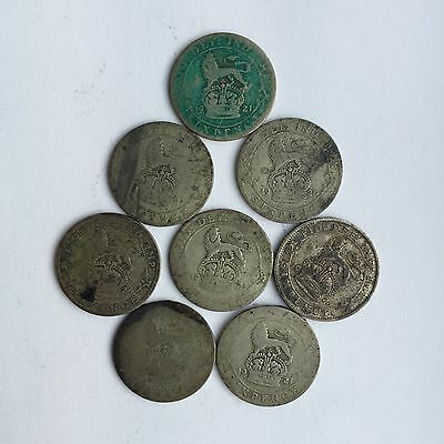 1920 - 1926 - 6d / Sixpences - Great Britain - King George V
