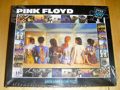Limited Edition PINK FLOYD Album Cover Jigsaw Puzzle (Unopened-Collectors Item?)