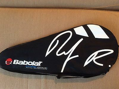 Babolat Tennis Racquet cover only, Andy Roddick