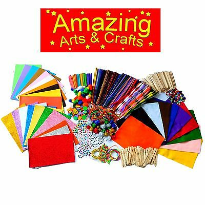 Craft Activity Box Set by Amazing Arts and Crafts