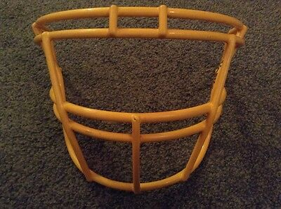Schutt DNA Helmet Facecage Yellow American Football